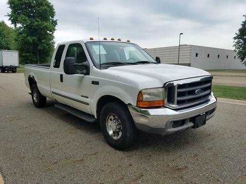 1999 Ford F-250 Super Duty for sale at Five Star Auto Group in North Canton OH