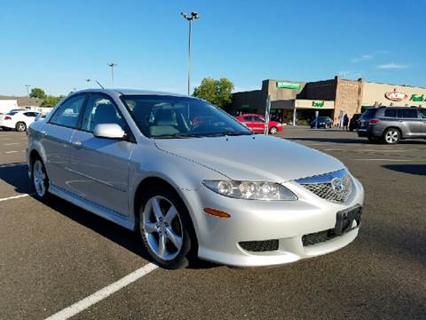 2004 Mazda MAZDA6 for sale at Five Star Auto Group in North Canton OH