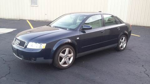2004 Audi A4 for sale at Five Star Auto Group in North Canton OH