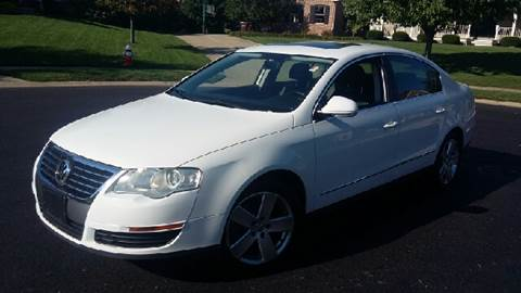 2008 Volkswagen Passat for sale at Five Star Auto Group in North Canton OH