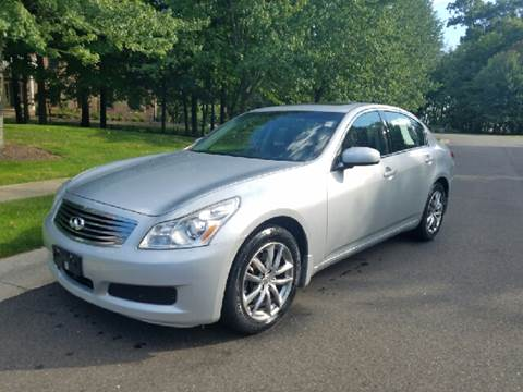 2008 Infiniti G35 for sale at Five Star Auto Group in North Canton OH