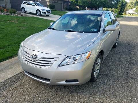 2009 Toyota Camry for sale at Five Star Auto Group in North Canton OH