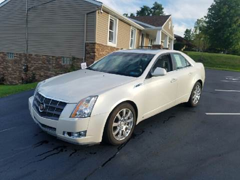 2008 Cadillac CTS for sale at Five Star Auto Group in North Canton OH