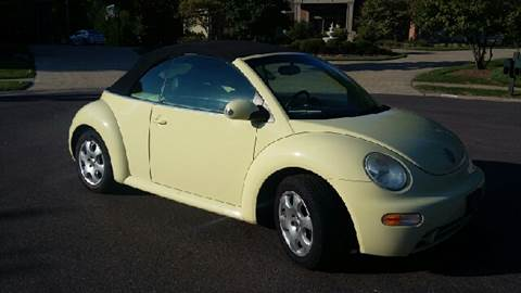 2003 Volkswagen New Beetle for sale at Five Star Auto Group in North Canton OH