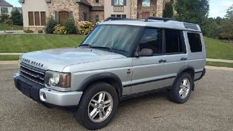 2004 Land Rover Discovery for sale at Five Star Auto Group in North Canton OH