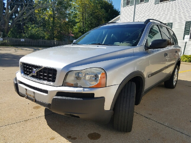 2004 Volvo Xc90 T6 Awd 4dr Turbo Suv In North Canton Oh