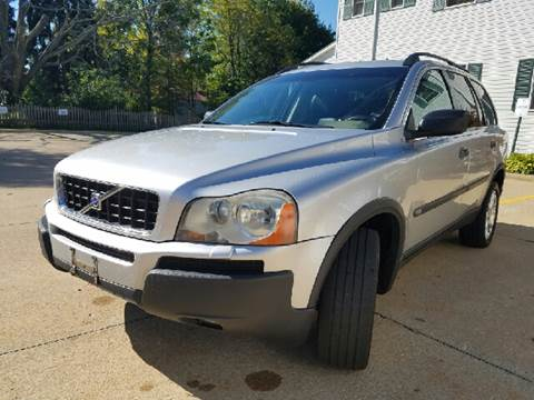2004 Volvo XC90 for sale at Five Star Auto Group in North Canton OH