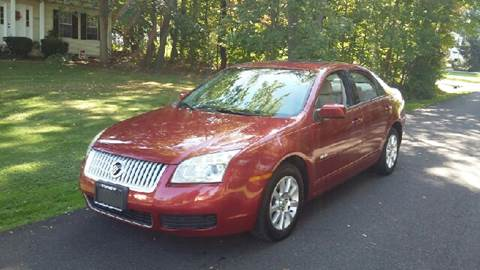 2007 Mercury Milan for sale at Five Star Auto Group in North Canton OH