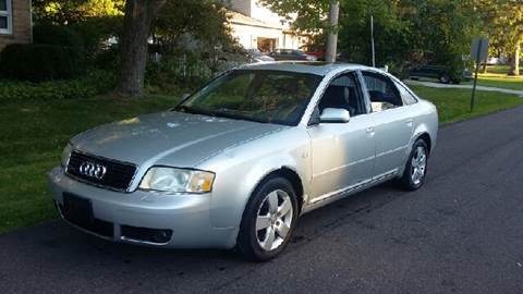 2002 Audi A6 for sale at Five Star Auto Group in North Canton OH