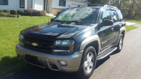 2003 Chevrolet TrailBlazer for sale at Five Star Auto Group in North Canton OH
