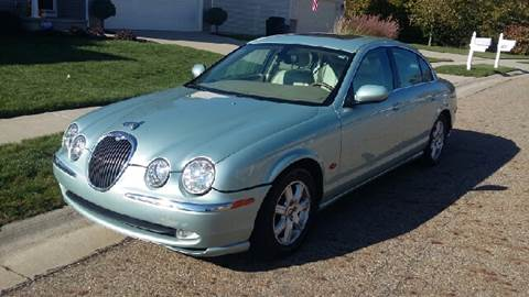 2003 Jaguar S-Type for sale at Five Star Auto Group in North Canton OH