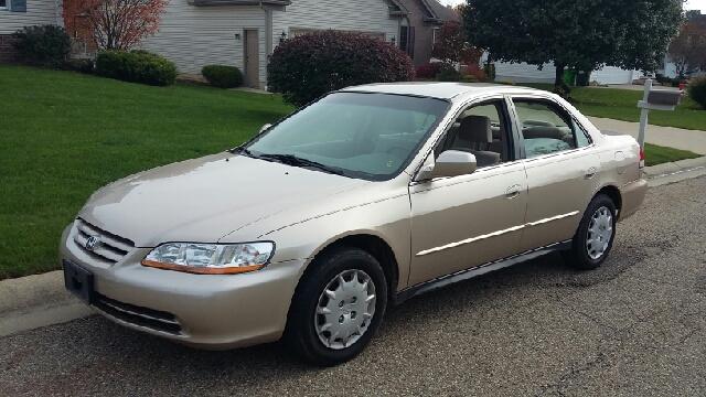 2002 Honda Accord LX 4dr Sedan   North Canton OH