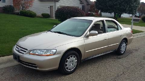 2002 Honda Accord for sale at Five Star Auto Group in North Canton OH