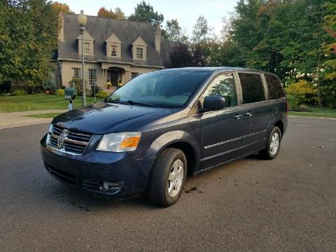 2008 Dodge Grand Caravan for sale at Five Star Auto Group in North Canton OH