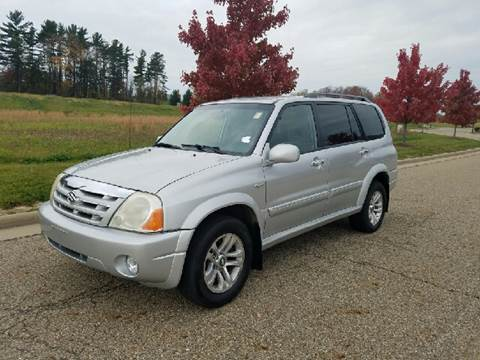2005 Suzuki XL7 for sale at Five Star Auto Group in North Canton OH