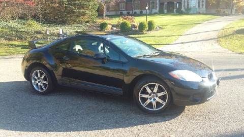 2008 Mitsubishi Eclipse for sale at Five Star Auto Group in North Canton OH
