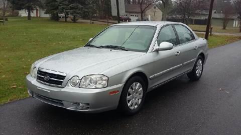 2005 Kia Optima for sale at Five Star Auto Group in North Canton OH