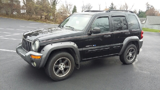 2003 Jeep Liberty Freedom Edition 4wd 4dr Suv In North Canton Oh