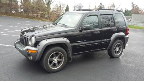2003 Jeep Liberty for sale at Five Star Auto Group in North Canton OH