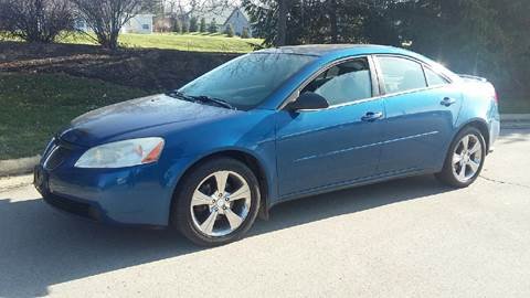 2005 Pontiac G6 for sale at Five Star Auto Group in North Canton OH