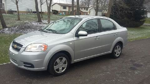 2007 Chevrolet Aveo for sale at Five Star Auto Group in North Canton OH