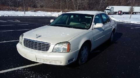 2003 Cadillac DeVille for sale at Five Star Auto Group in North Canton OH