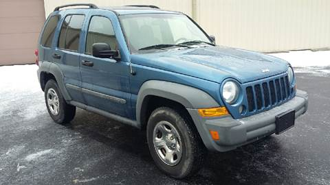 2006 Jeep Liberty for sale at Five Star Auto Group in North Canton OH