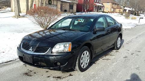 2008 Mitsubishi Galant for sale at Five Star Auto Group in North Canton OH