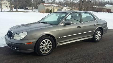 2004 Hyundai Sonata for sale at Five Star Auto Group in North Canton OH