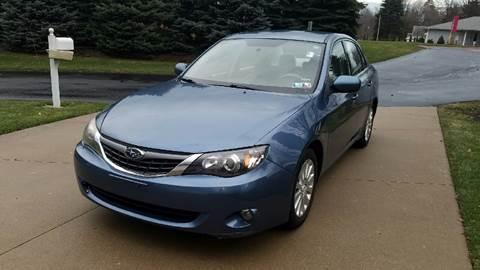 2008 Subaru Impreza for sale at Five Star Auto Group in North Canton OH
