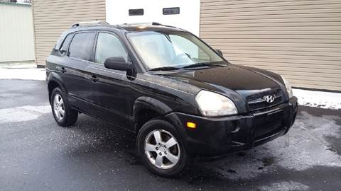 2006 Hyundai Tucson for sale at Five Star Auto Group in North Canton OH