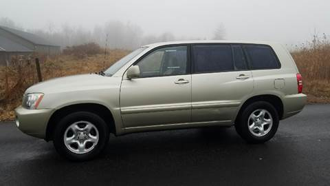 2002 Toyota Highlander for sale at Five Star Auto Group in North Canton OH
