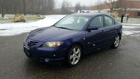 2005 Mazda MAZDA3 for sale at Five Star Auto Group in North Canton OH