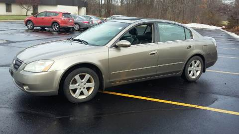 2002 Nissan Altima for sale at Five Star Auto Group in North Canton OH