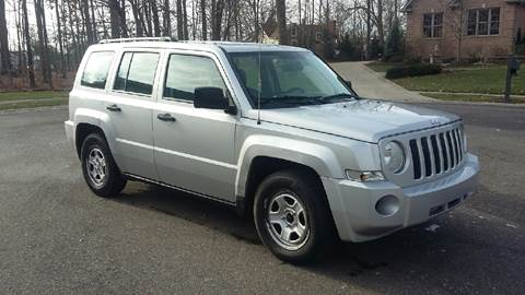 2008 Jeep Patriot for sale at Five Star Auto Group in North Canton OH