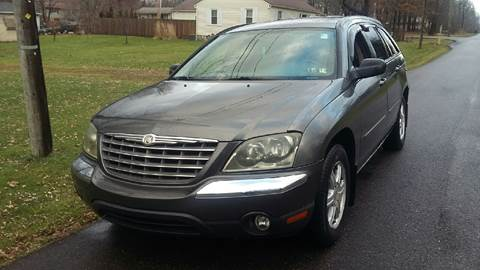 2004 Chrysler Pacifica for sale at Five Star Auto Group in North Canton OH
