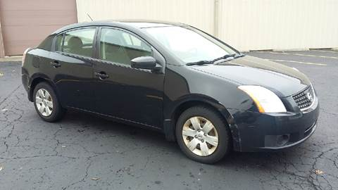 2007 Nissan Sentra for sale at Five Star Auto Group in North Canton OH