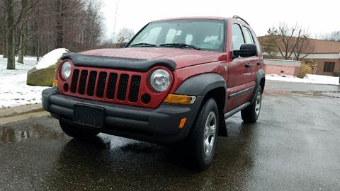 2007 Jeep Liberty for sale at Five Star Auto Group in North Canton OH