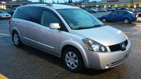 2005 Nissan Quest for sale at Five Star Auto Group in North Canton OH