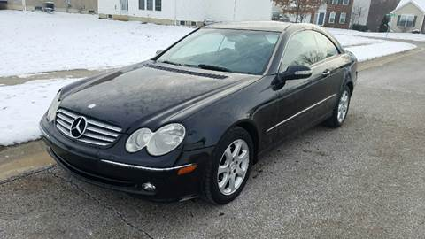2004 Mercedes-Benz CLK for sale at Five Star Auto Group in North Canton OH