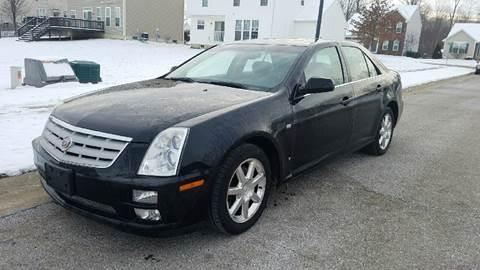 2007 Cadillac STS for sale at Five Star Auto Group in North Canton OH