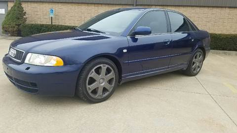 2001 Audi S4 for sale at Five Star Auto Group in North Canton OH
