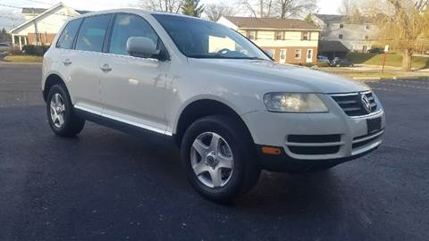 2006 Volkswagen Touareg for sale at Five Star Auto Group in North Canton OH