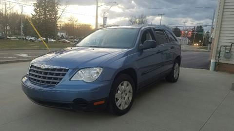 2007 Chrysler Pacifica for sale at Five Star Auto Group in North Canton OH