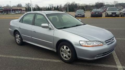 2001 Honda Accord for sale at Five Star Auto Group in North Canton OH