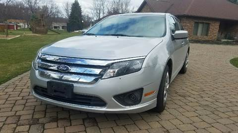 2010 Ford Fusion for sale at Five Star Auto Group in North Canton OH