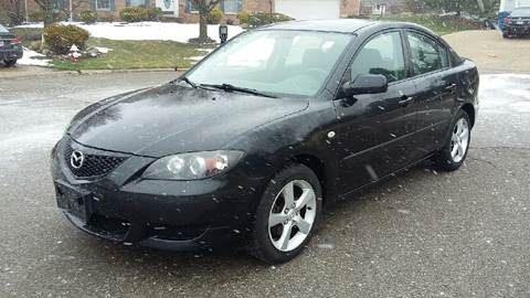 2006 Mazda MAZDA3 for sale at Five Star Auto Group in North Canton OH
