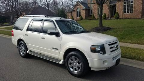 2007 Ford Expedition for sale at Five Star Auto Group in North Canton OH