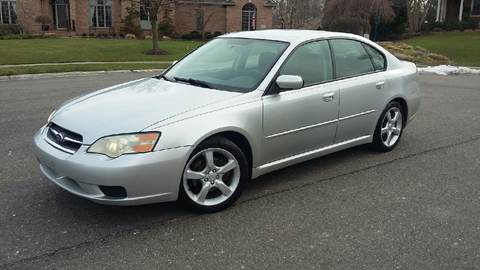 2006 Subaru Legacy for sale at Five Star Auto Group in North Canton OH