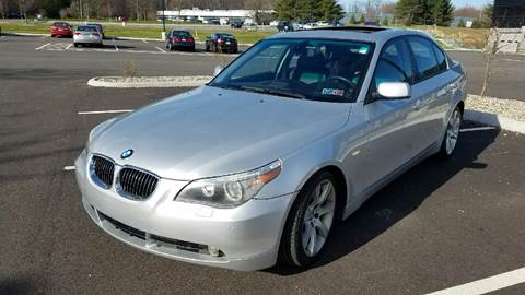 2005 BMW 5 Series for sale at Five Star Auto Group in North Canton OH
